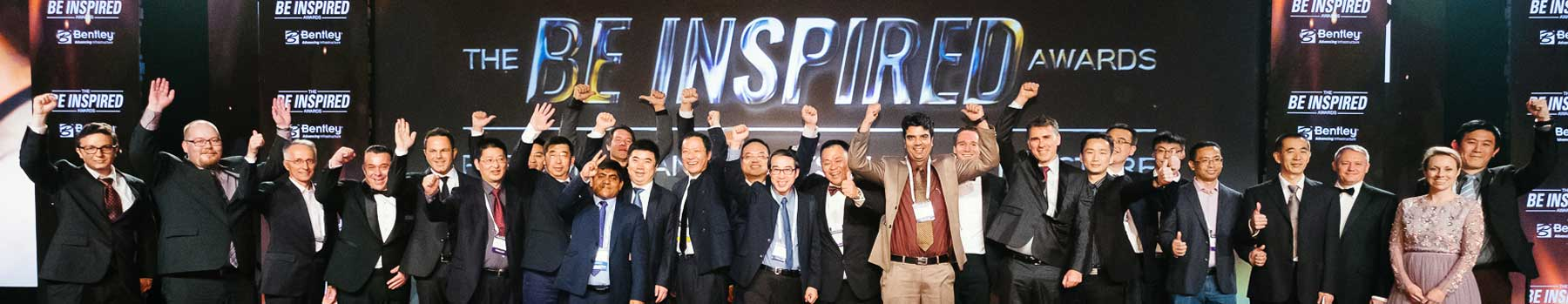 Be Inspired Winners