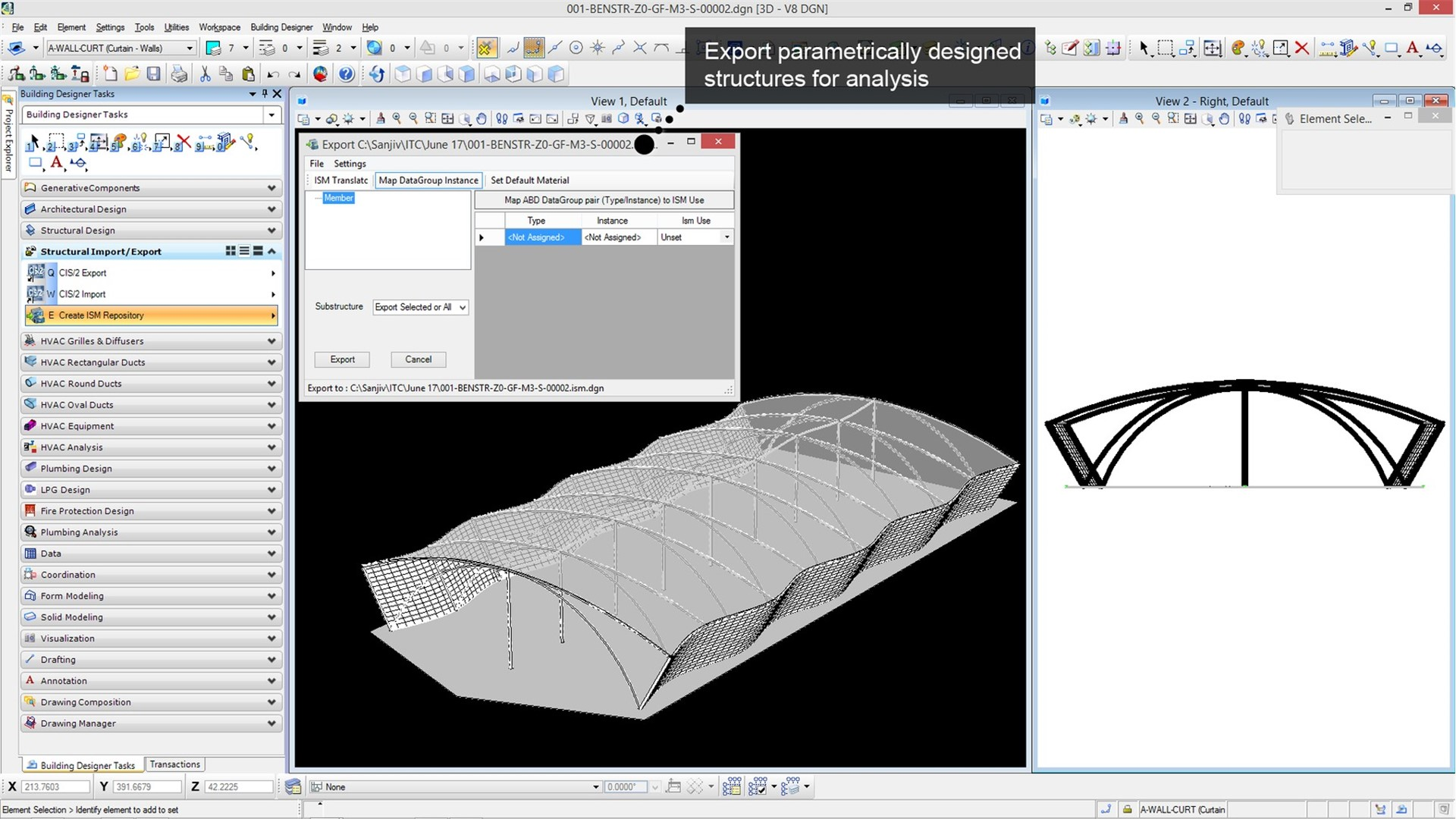 Integrate with building design and analysis software_EDITED