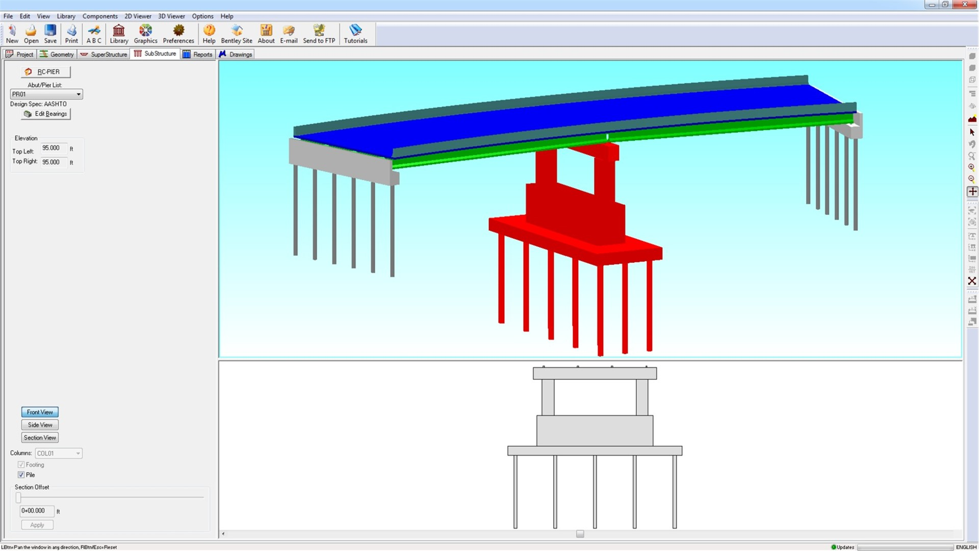 Design and analyze superstructures and substructures_SUBSTRUCTURE_EDIT