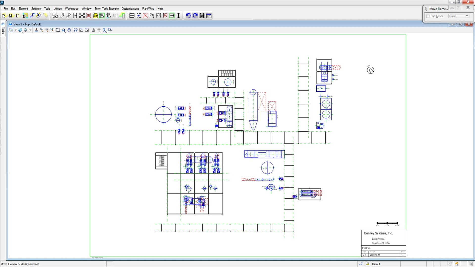 3d process plant design software  u2013 bentley plantwise